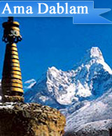 Mount Amadablam Expedition